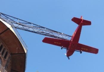 Tibidabo_avion